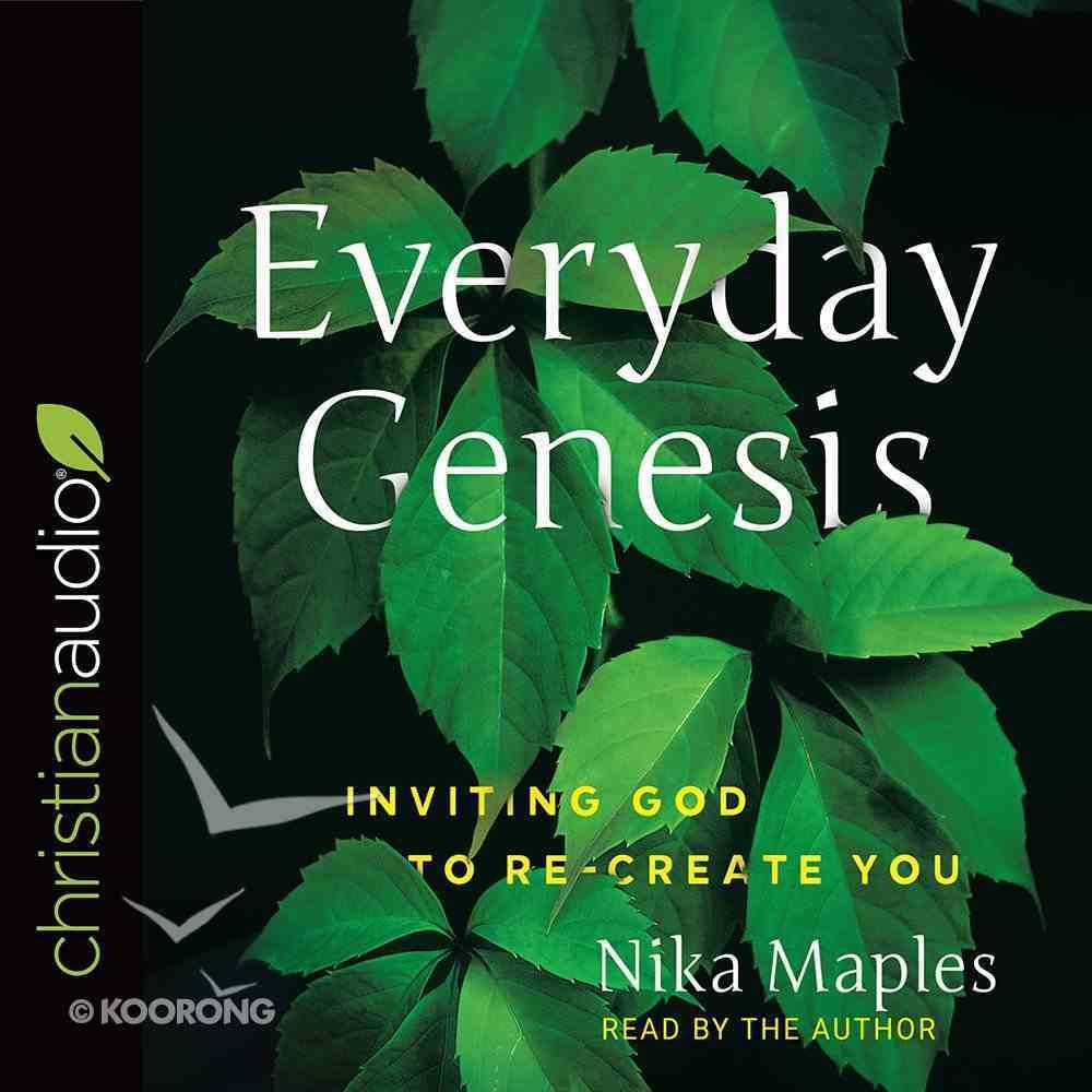 Everyday Genesis eAudio Book