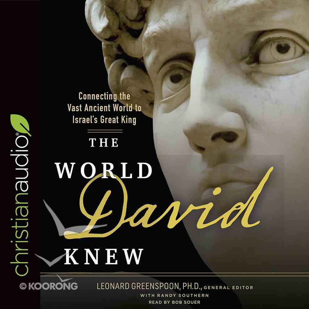 The World David Knew eAudio Book