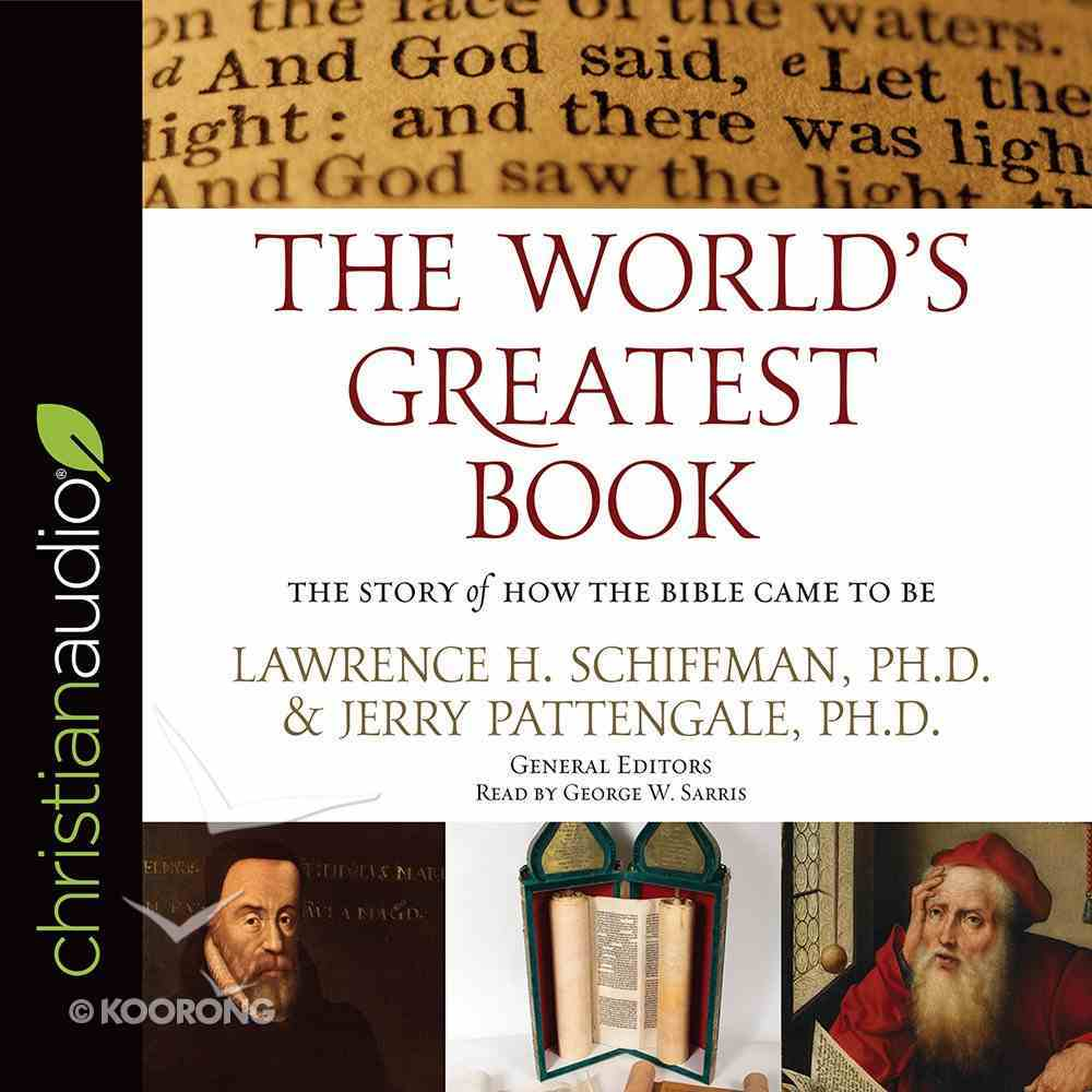 The World's Greatest Book eAudio Book
