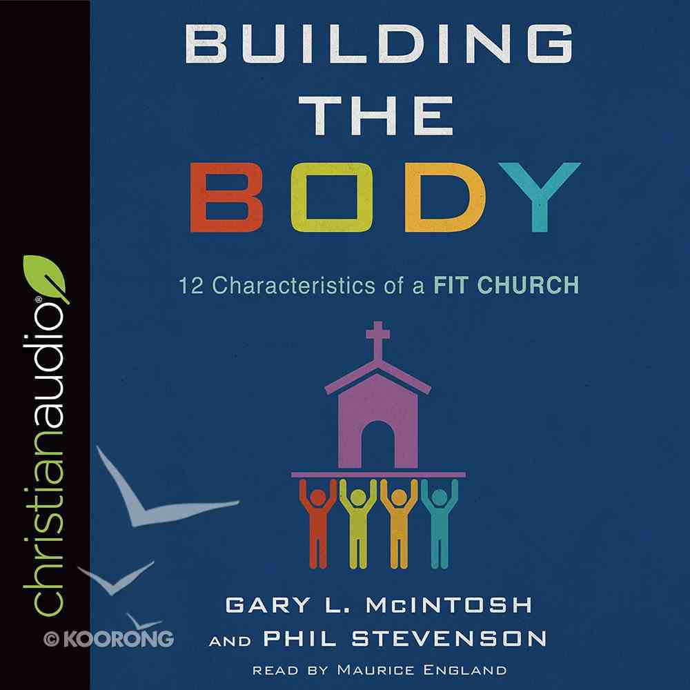 Building the Body eAudio Book