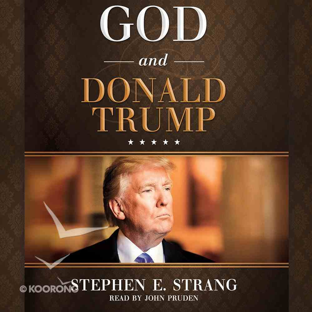 God and Donald Trump eAudio Book