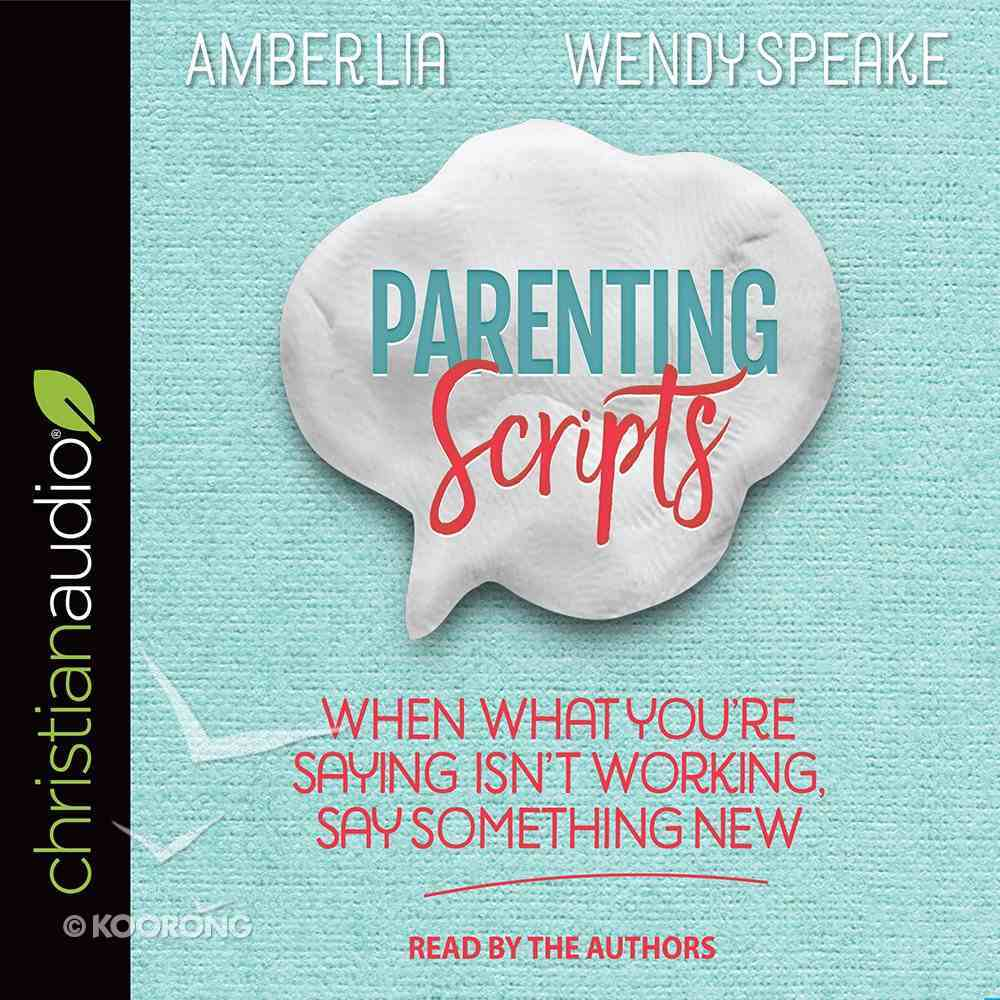 Parenting Scripts eAudio Book