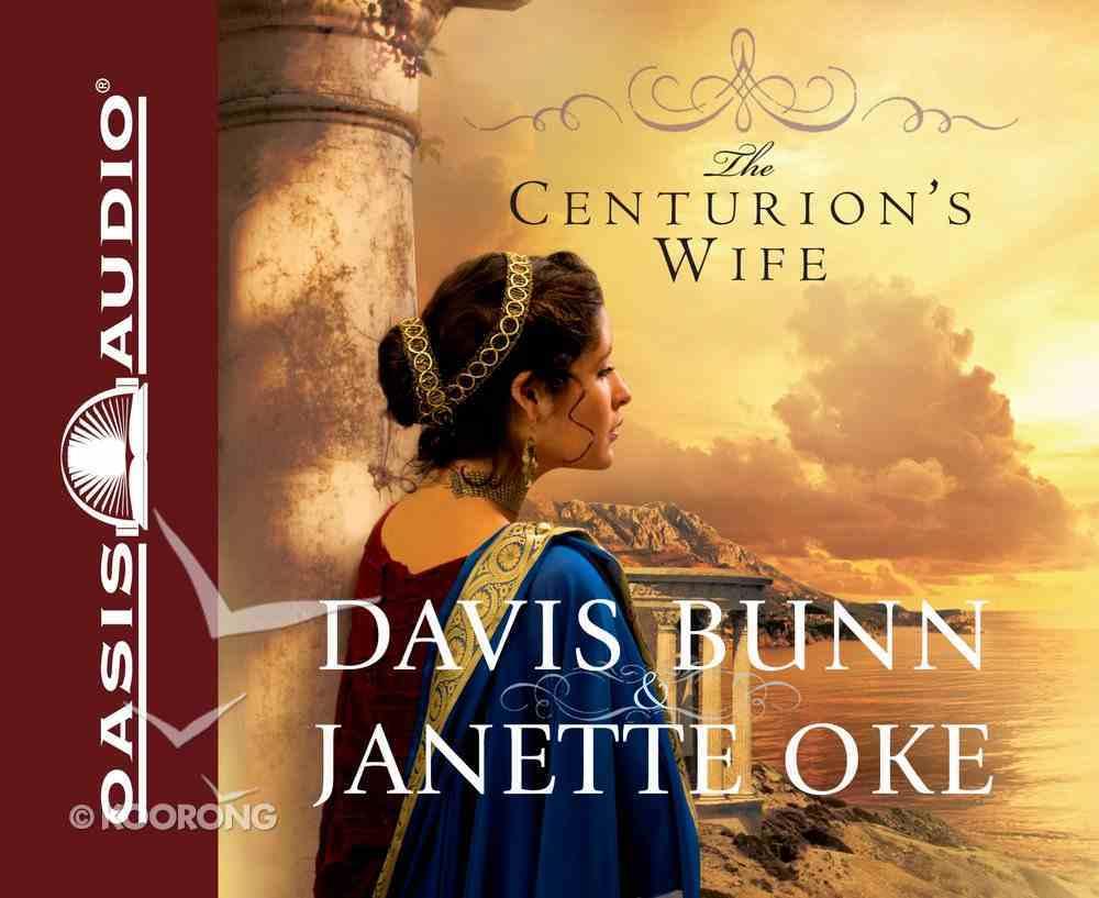 Centurion's Wife, the 7 CDS (Abridged) CD