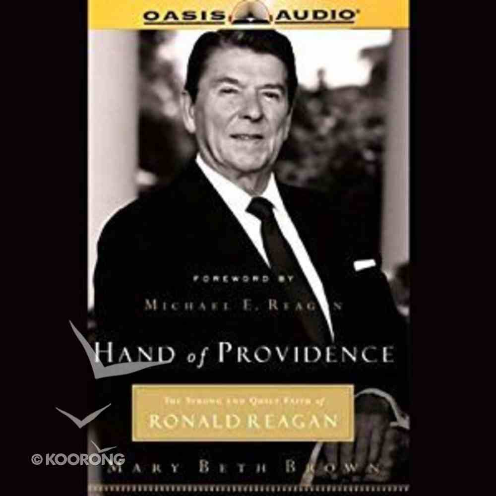 Hand of Providence eAudio Book