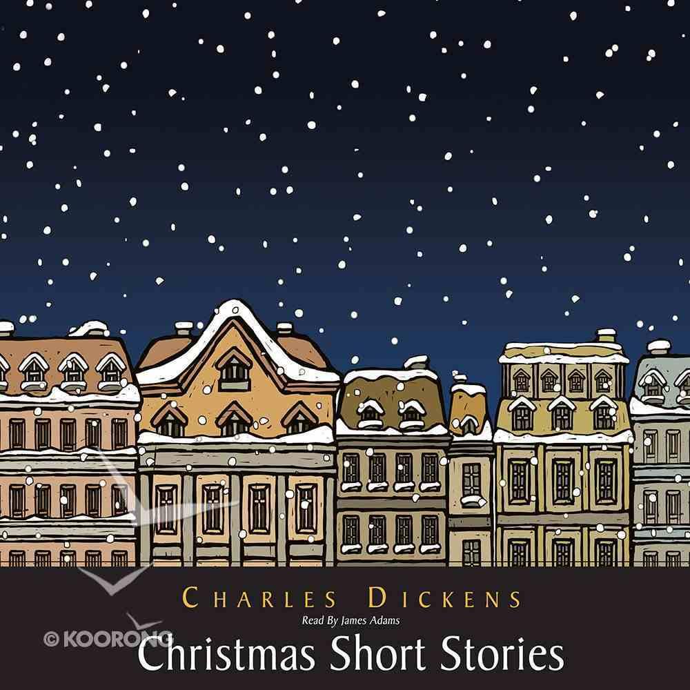 Christmas Short Stories (Unabridged, 2 Cds) CD
