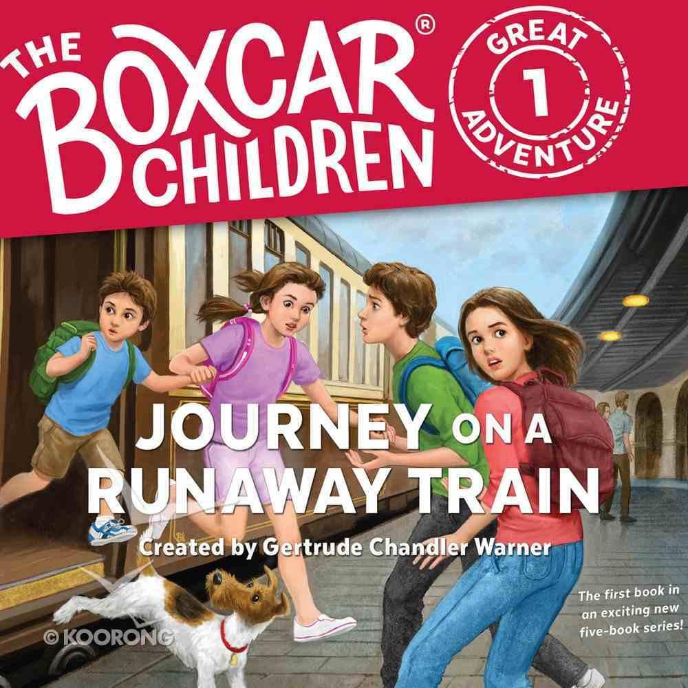 Journey on a Runaway Train eAudio Book