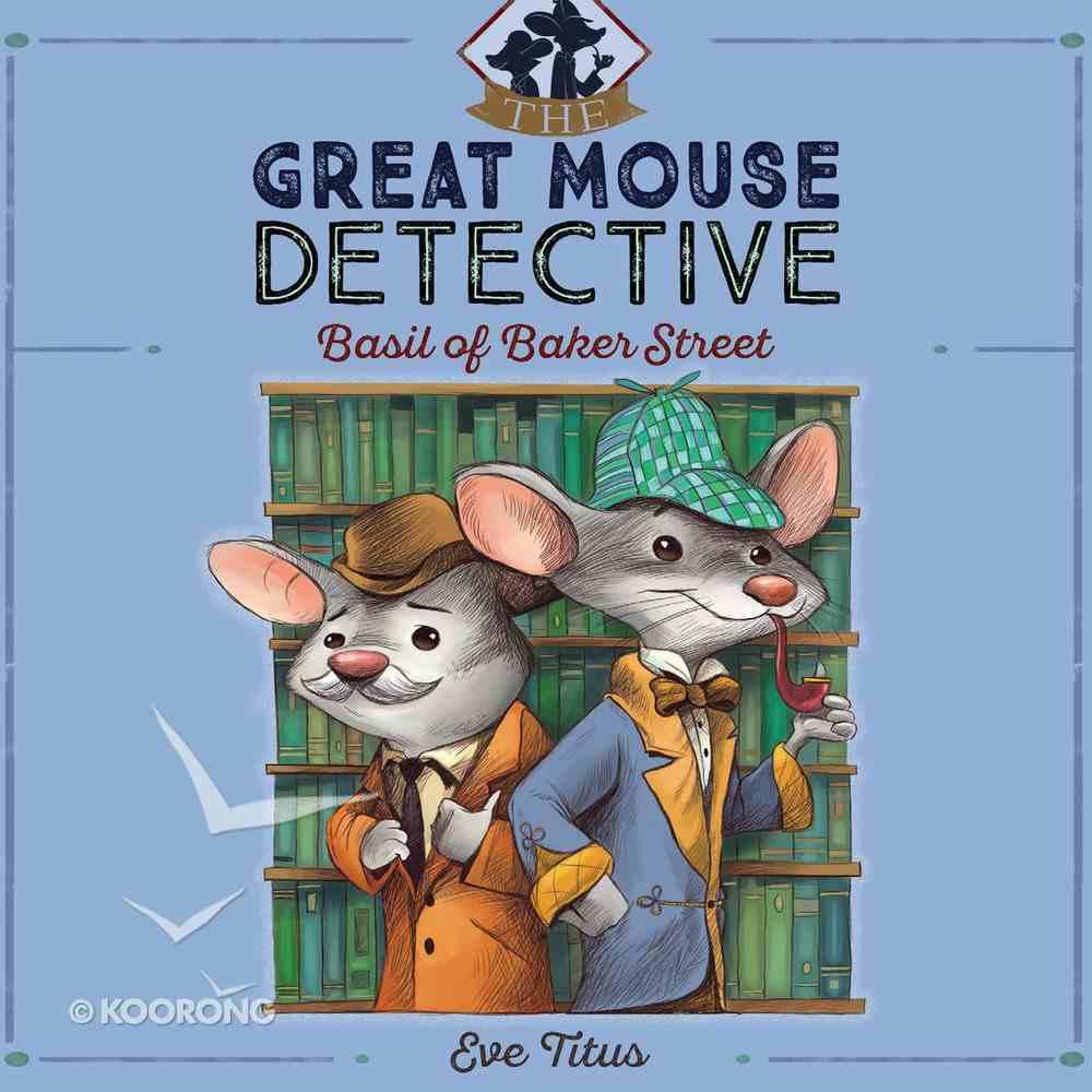 Basil of Baker Street eAudio Book