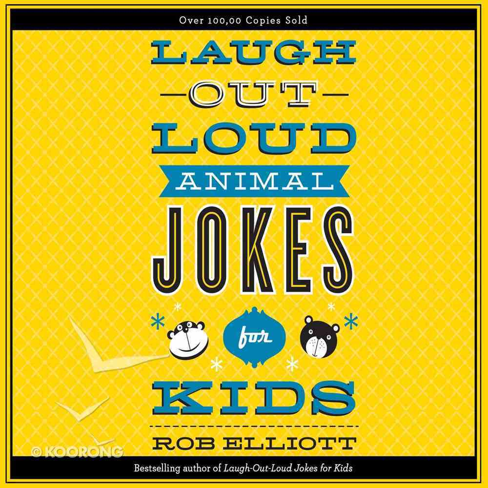Laugh-Out-Loud Animal Jokes For Kids eAudio Book