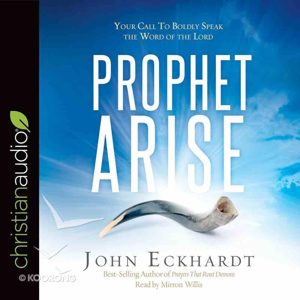 Prophet, Arise eAudio Book