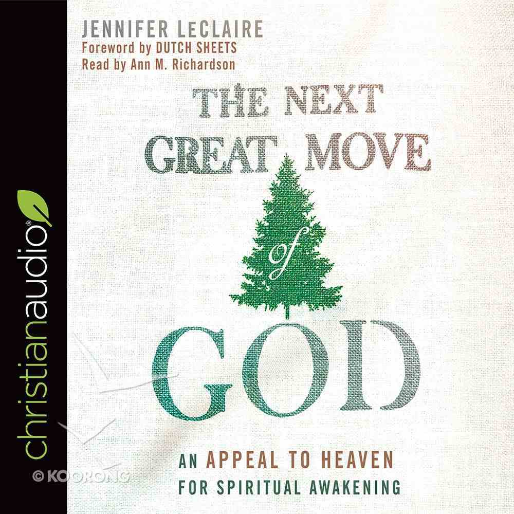The Next Great Move of God eAudio Book