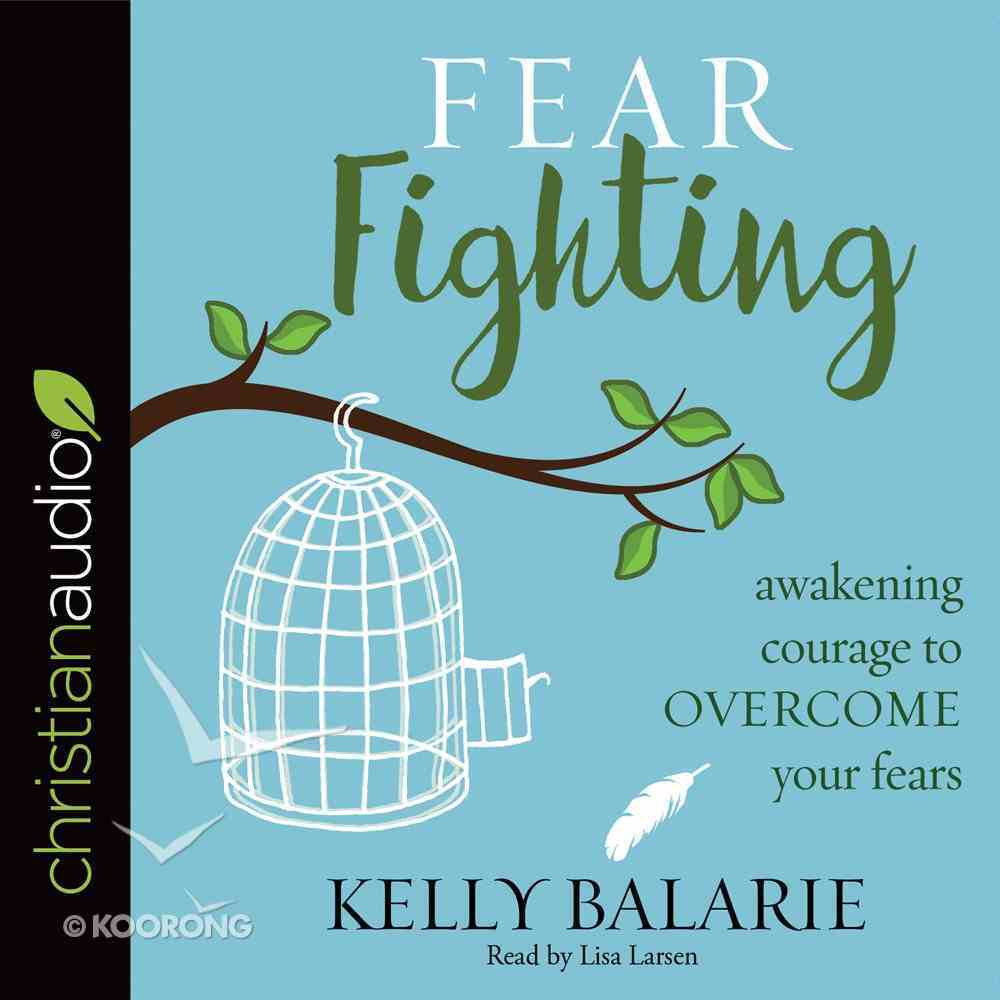 Fear Fighting eAudio Book