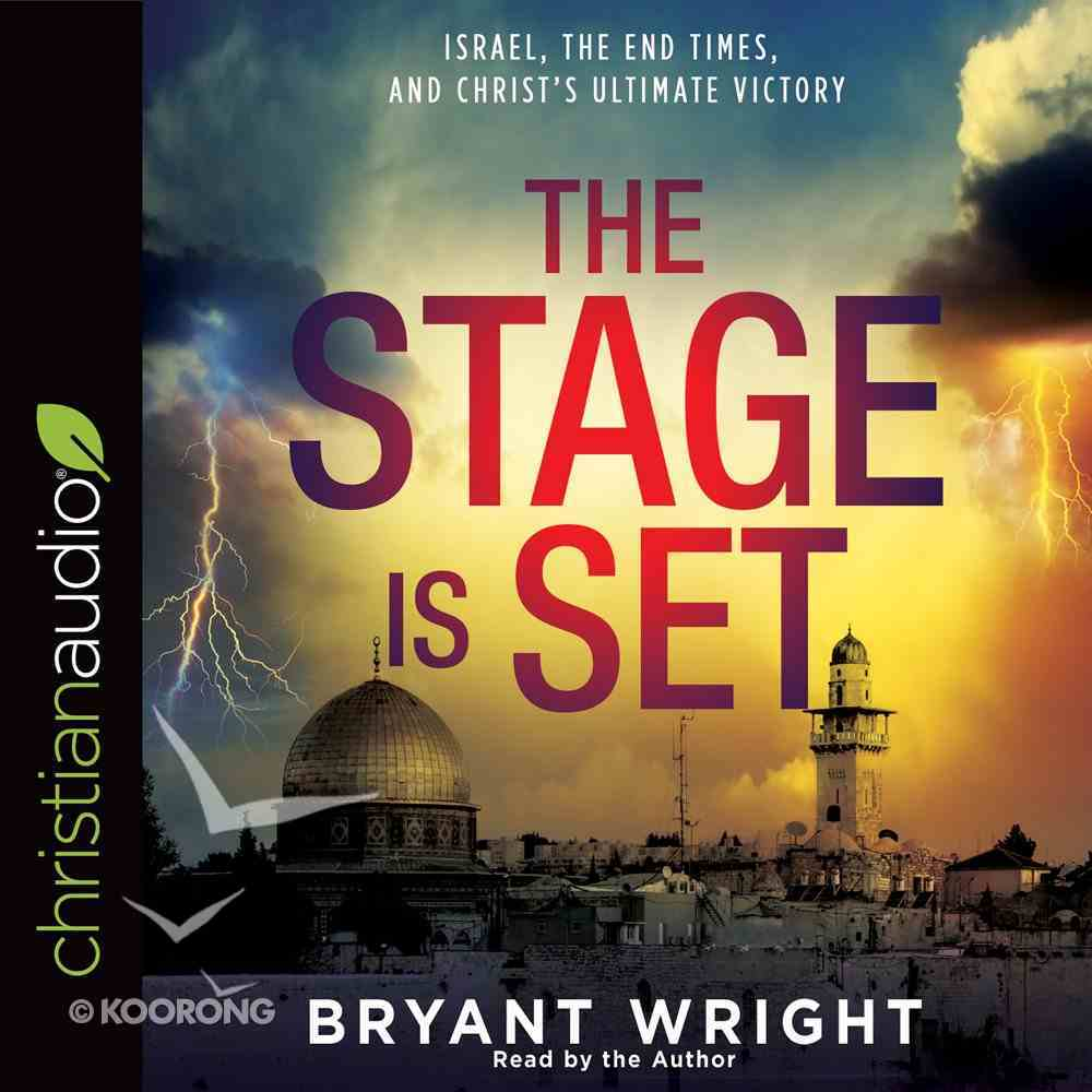 The Stage is Set eAudio Book