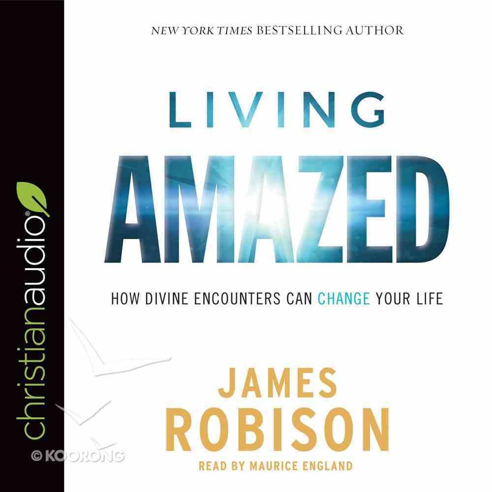 Living Amazed eAudio Book