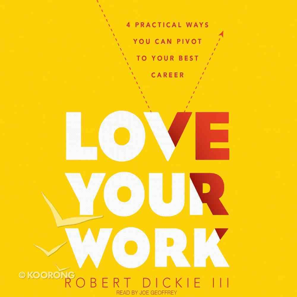 Love Your Work eAudio Book