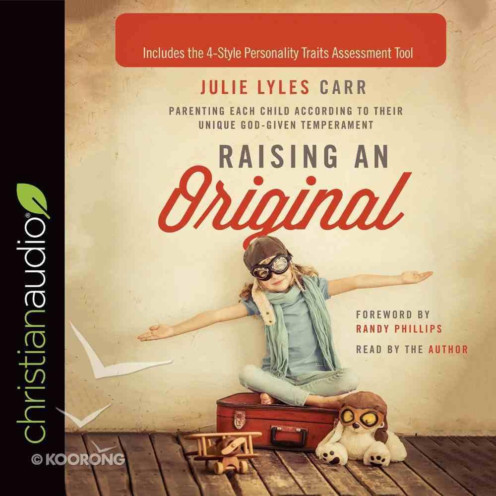 Raising An Original eAudio Book