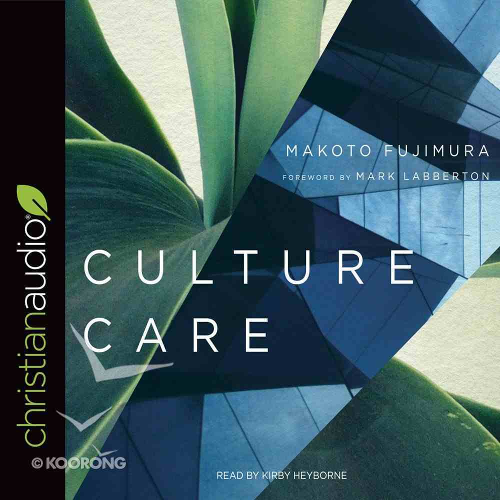 Culture Care eAudio Book