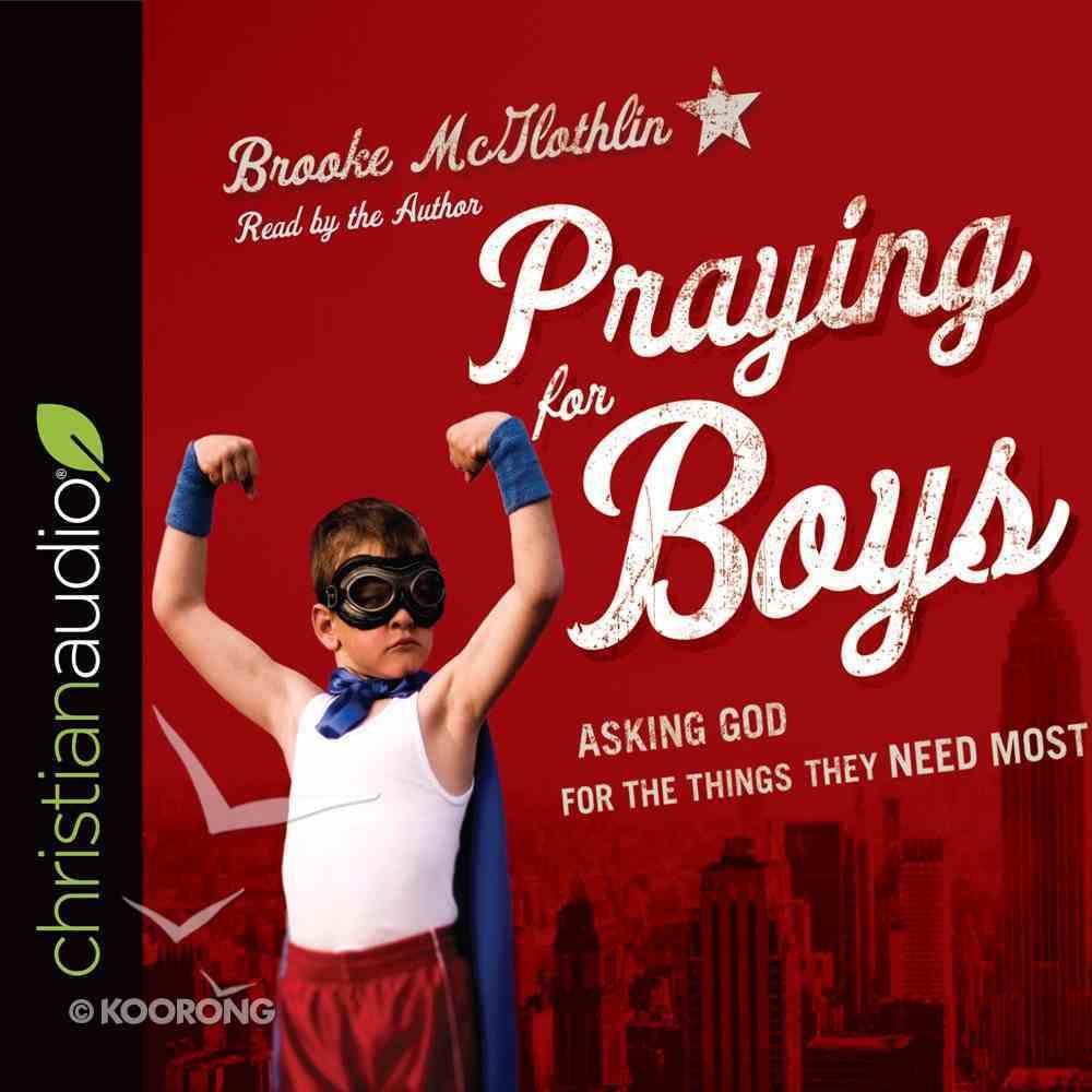 Praying For Boys (Unabridged, 3 Cds) CD