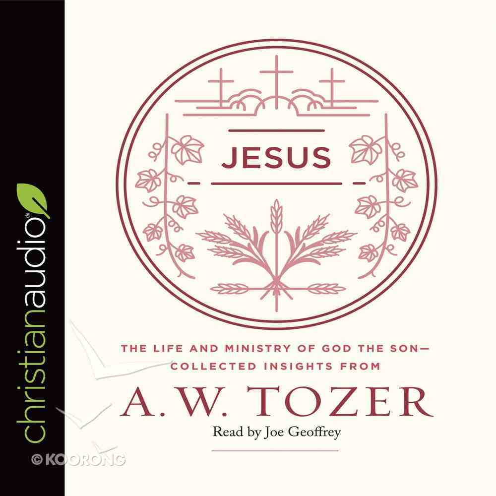 Jesus (A W Tozer Collected Insights Series) eAudio Book