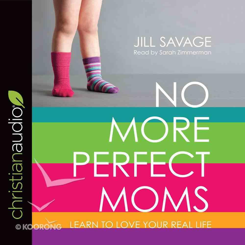 No More Perfect Moms eAudio Book
