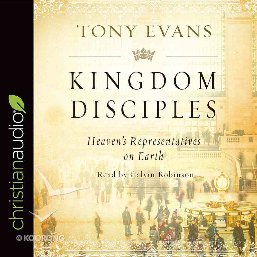 Kingdom Disciples eAudio Book