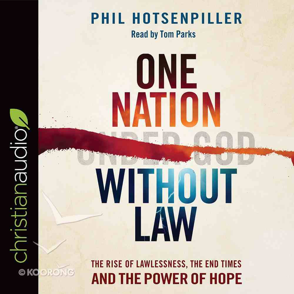 One Nation Without Law eAudio Book
