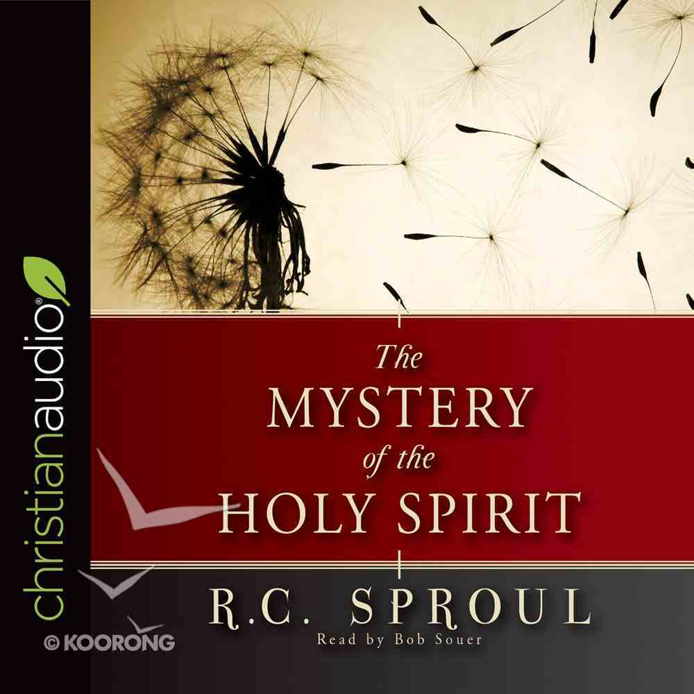 The Mystery of the Holy Spirit (Unabridged, 4 Cds) CD
