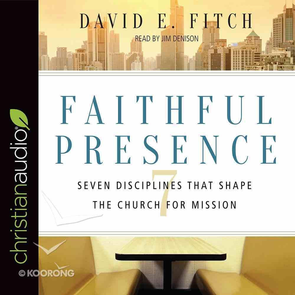 Faithful Presence eAudio Book