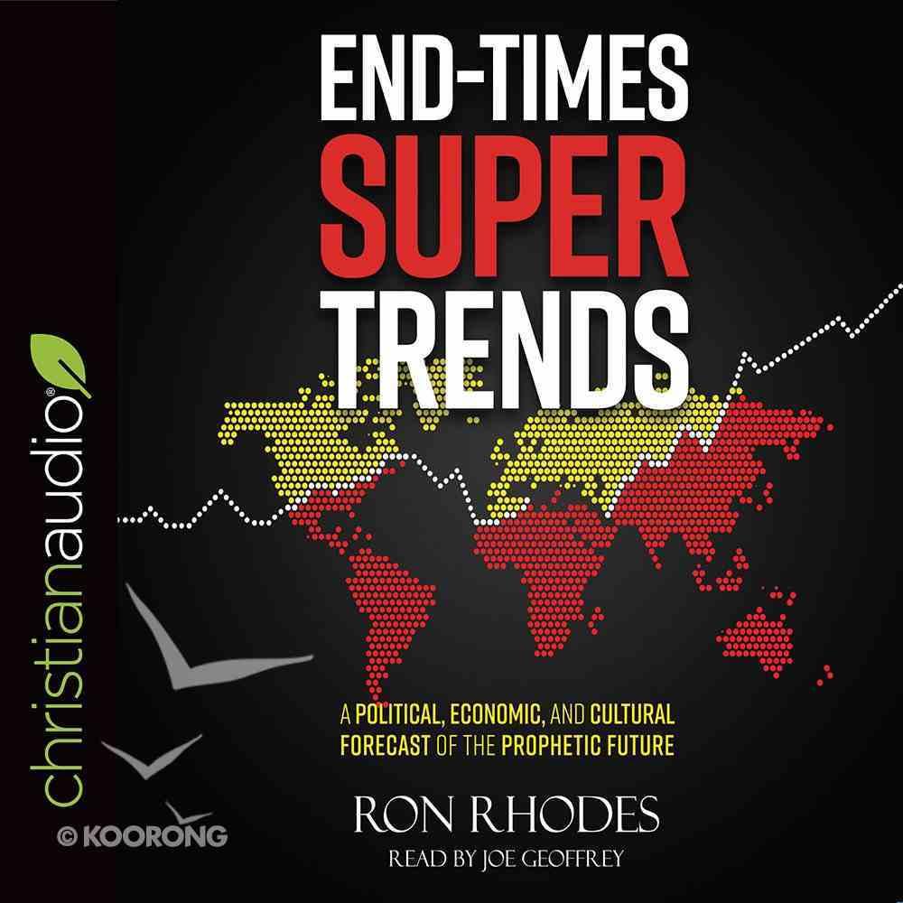 End-Times Super Trends eAudio Book
