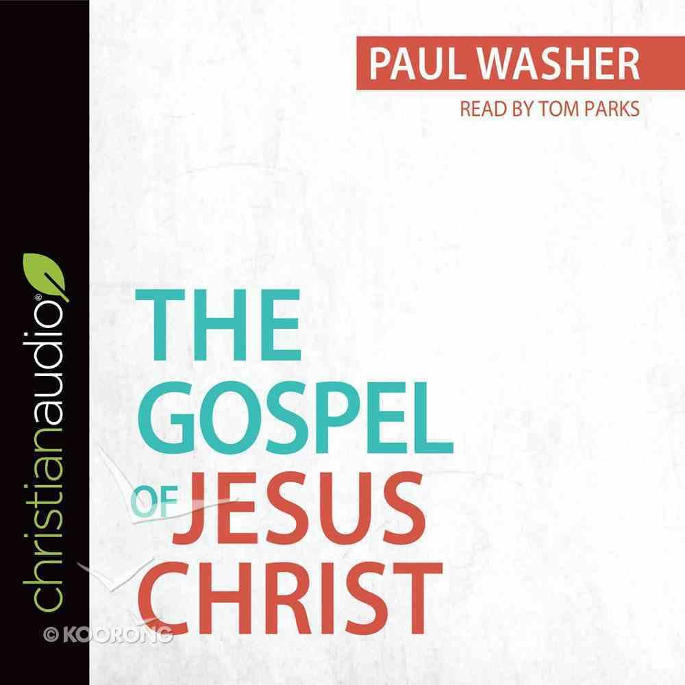 The Gospel of Jesus Christ eAudio Book