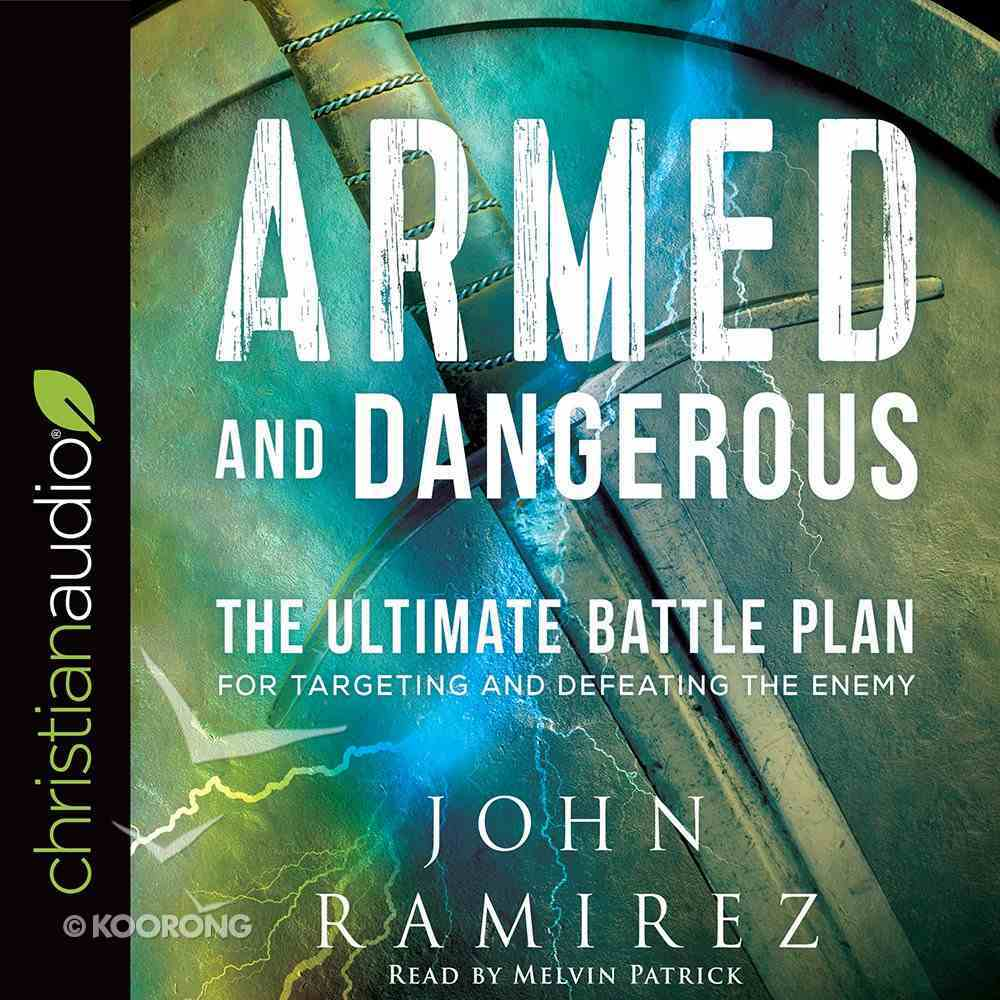 Armed and Dangerous eAudio Book