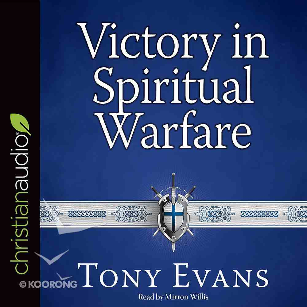 Victory in Spiritual Warfare: Outfitting Yourself For the Battle (Unabridged, 9 Cds) CD