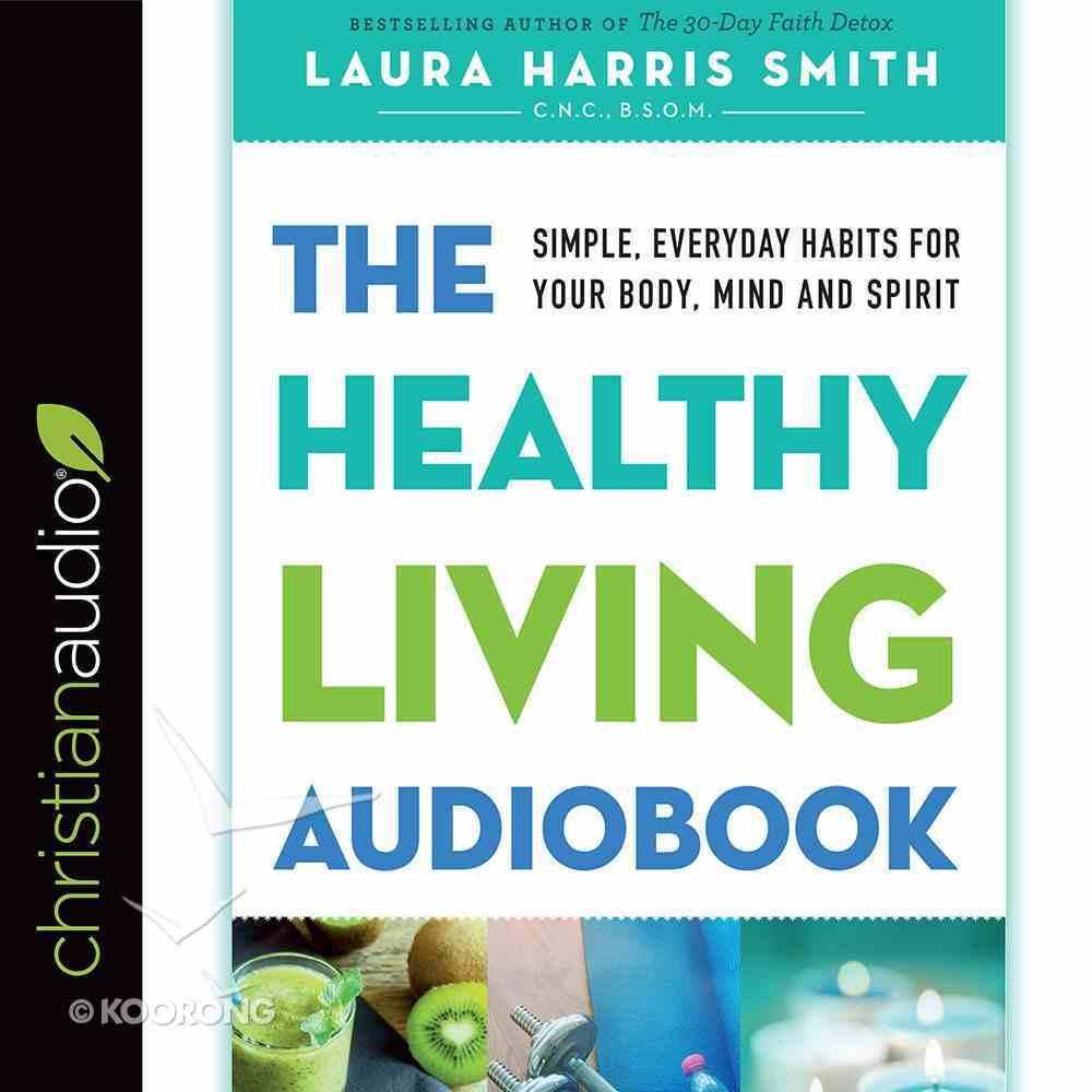 The Healthy Living Audiobook eAudio Book