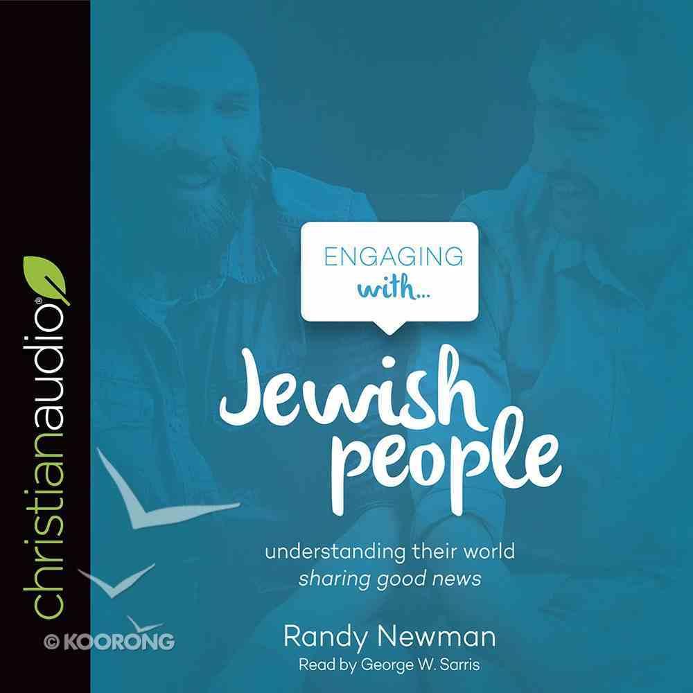 Engaging With Jewish People (Unabridged, 3 Cds) CD