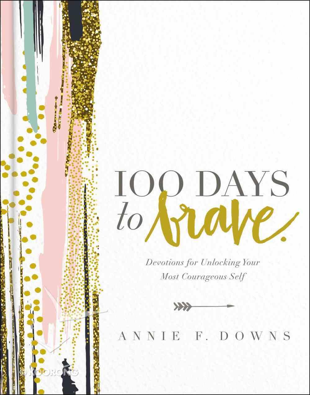 100 Days to Brave eBook