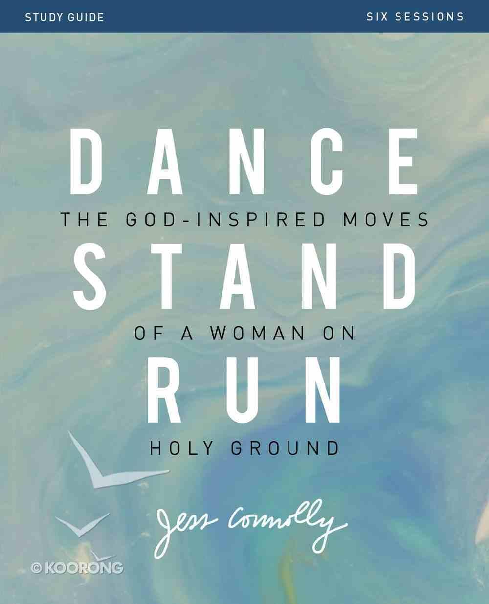 Dance, Stand, Run Study Guide eBook