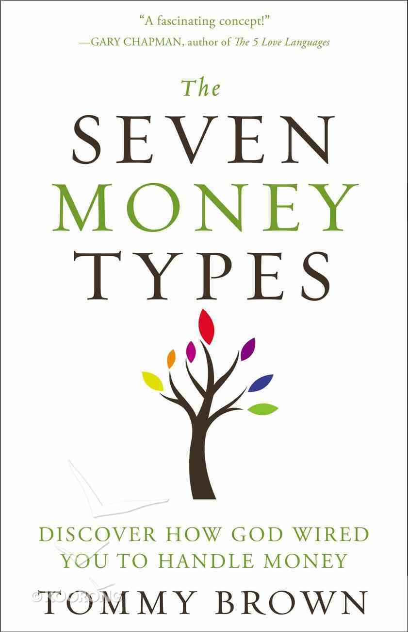 The Seven Money Types eBook