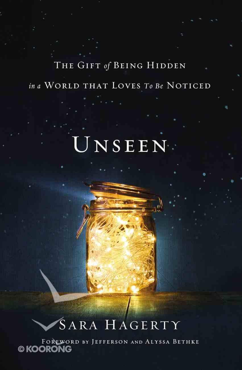 Unseen eBook