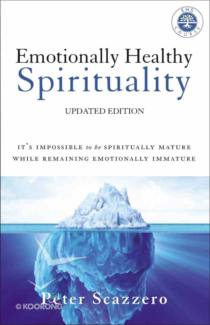 Emotionally Healthy Spirituality eBook