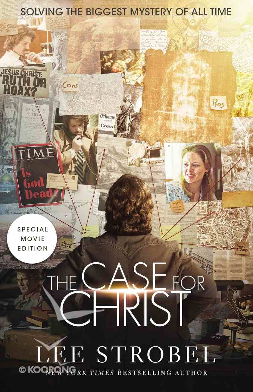 Case For Christ Movie Edition eBook