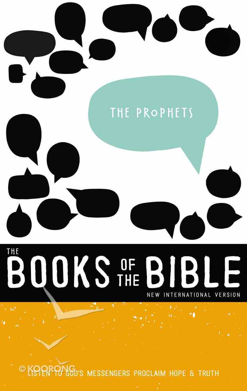 The Prophets (Niv Book Of The Bible Series) eBook