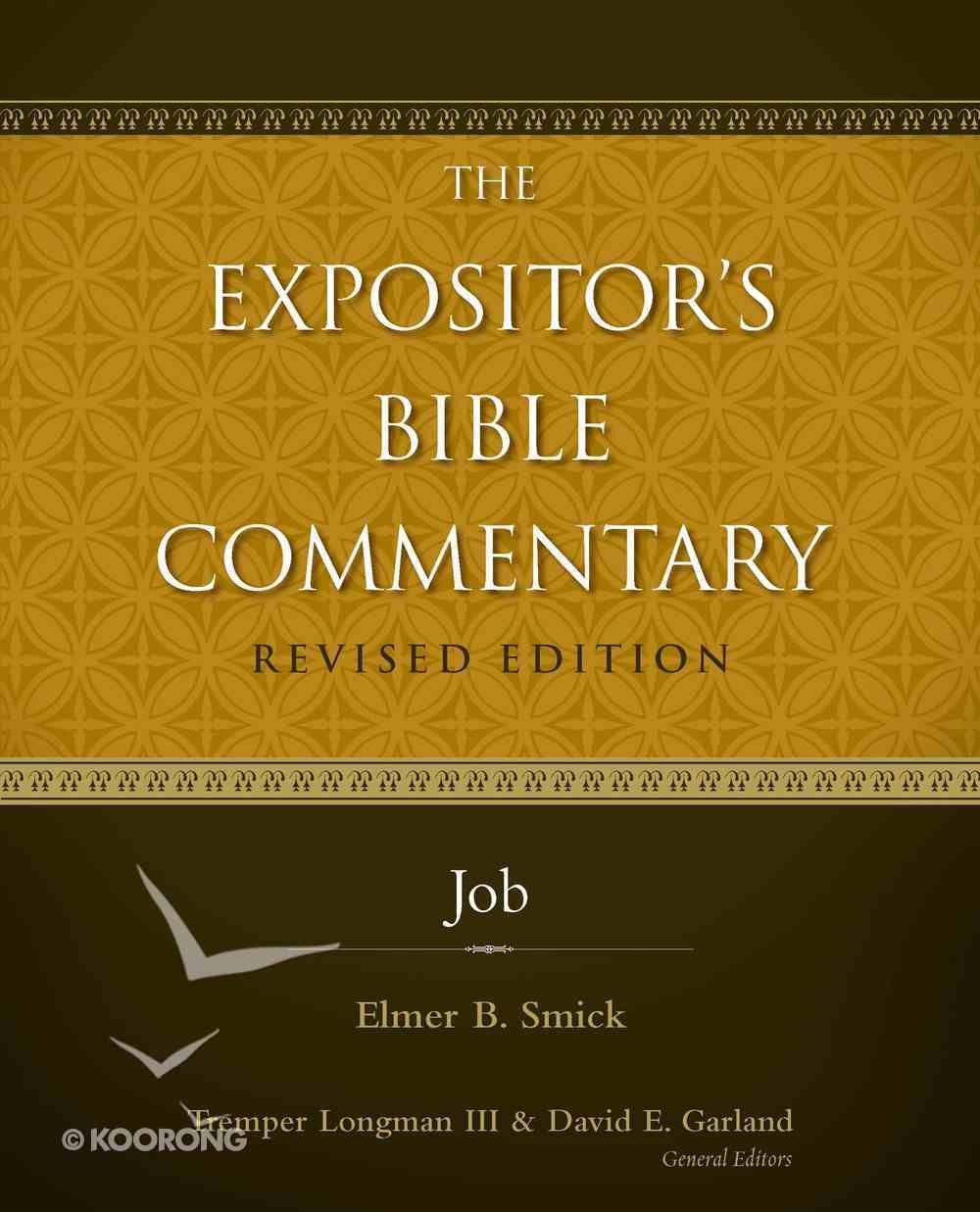 Job (#04 in Expositor's Bible Commentary Revised Series) eBook