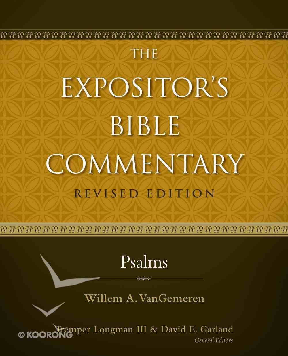 Psalms (#05 in Expositor's Bible Commentary Revised Series) eBook