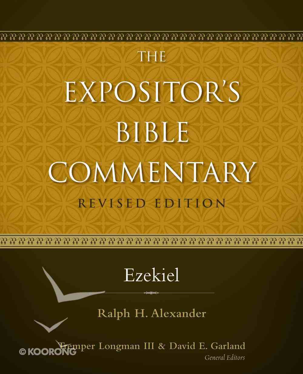 Ezekiel (#07 in Expositor's Bible Commentary Revised Series) eBook