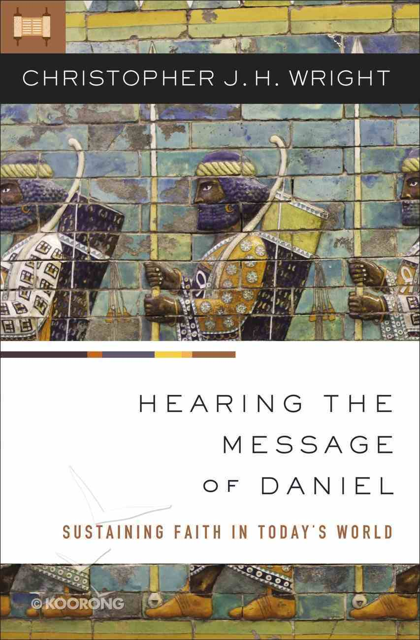 Hearing the Message of Daniel eBook