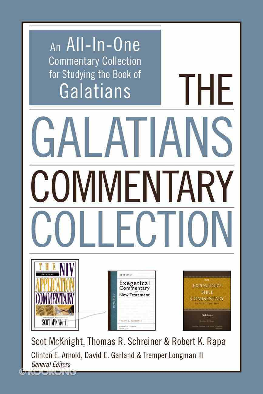 The Galatians Commentary Collection eBook