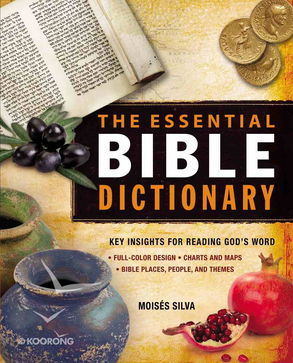 The Essential Bible Dictionary eBook