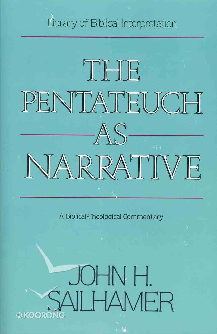 The Pentateuch as Narrative eBook