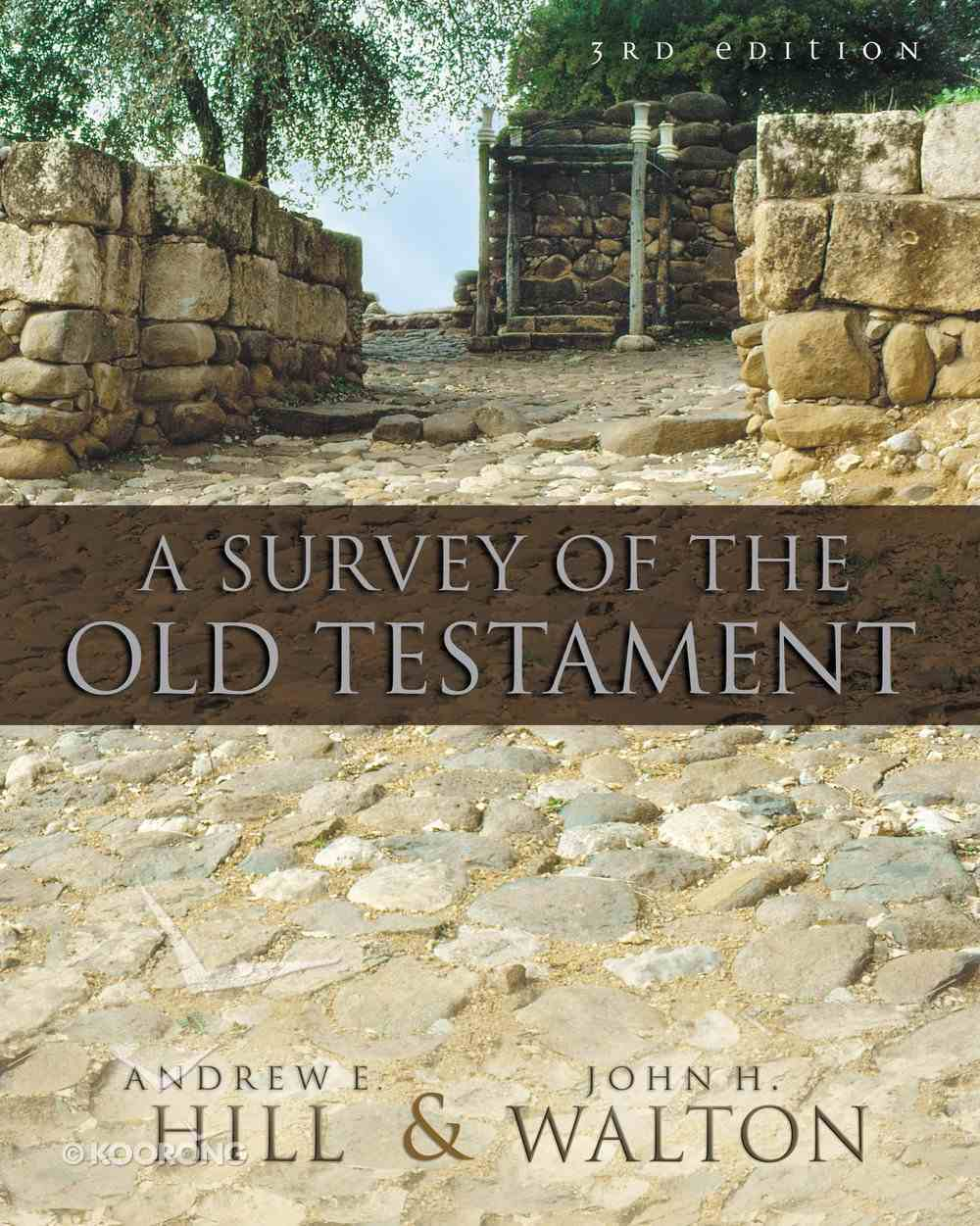 A Survey of the Old Testament (Zondervan Academic Course Dvd Study Series) eBook