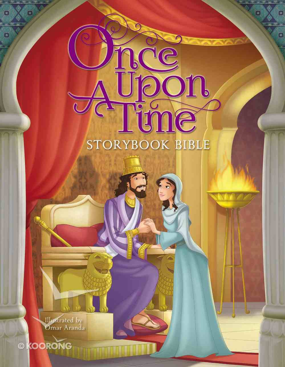 Once Upon a Time Storybook Bible eBook