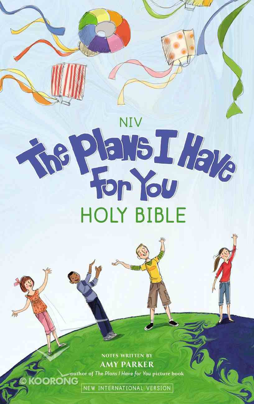 NIV the Plans I Have For You Holy Bible eBook